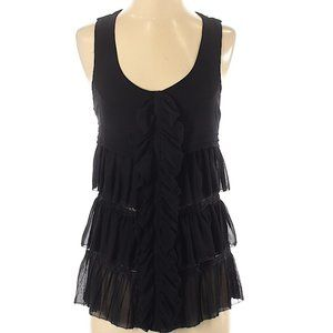MM Couture by Miss Me Sleeveless Blouse Size S